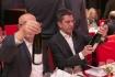 """DEU, Berlin, 03.02.2014, medium magazin, Feier und Preisverleihung an die """"Journalisten des Jahres 2013"""", Cafe im Zeughaus im Deutschen Historischen Museum, [ (c) Wolfgang Borrs, Wiener Str. 11, D-10999 B e r l i n, Mobile +49.171.5332491, www.borrs.de, mail@borrs.de; ]"""