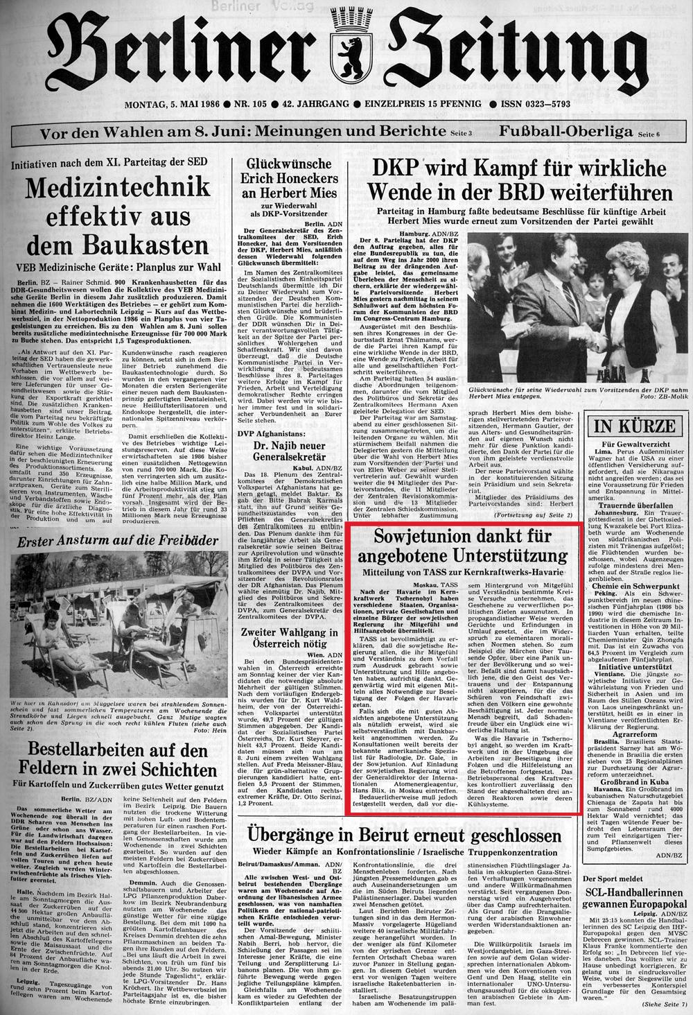 1986 2011 die katastrophen in tschernobyl und japan im for Der spiegel zeitung