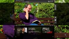"""Das webdossier """"Kreative von nebenan"""" auf hr-online"""