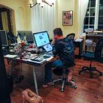 Auf dem Sprung in die digitale Moderne: Barfuß in Palo Alto