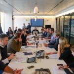 """Morgenkonferenz bei """"Bild"""": Alle Macht den Ressortleitern - aber noch hören alle dem Chef zu"""