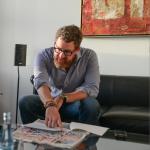 """""""Bild""""-Chef bei der Arbeit: Blattkritik: Was er im Detail zur Ausgabe vom 4.10. steht in"""