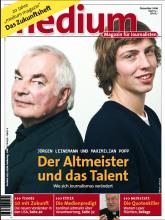 Jürgen Leinemann im Interview mit Maximilian Popp 2006