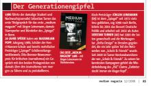 """Das Generationengespräch: Auszug aus """"medium magazin"""" 12-2006"""