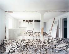 Die Hamburger Villa hat eine bewegte Vergangenheit. Jetzt wird sie grundsaniert.