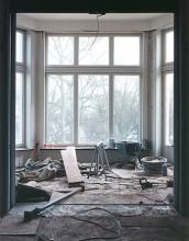 Henning rogge fotografierte im Auftrag der Hamburgischen Kulturstiftung diese denkmalgeschütze Villa
