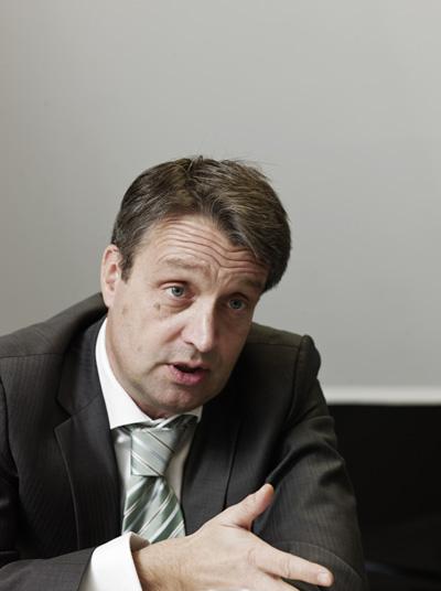 <b>Gabor Steingart</b>, Chefredakteur des &quot;Handelsblatt&quot;. Foto: Goetz Schleser - Gabor_Steingart@G.Schleser