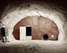 Innenansichten aus der Unterwelt in Gorleben. Fotos: Heiko Schäfer