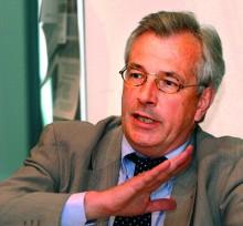 Hans-Werner Kilz; Foto: Heddergott, Andreas
