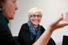 Nadine Müller mit Luc Jochimsen