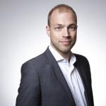 """Sebastian Matthes, der designierte Chefredakteur der """"Huffington Post Deutschland"""".  Foto: Frank Beer"""