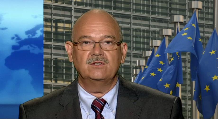 Rolf Dieter Krause, ARD-Studioleiter Brüssel