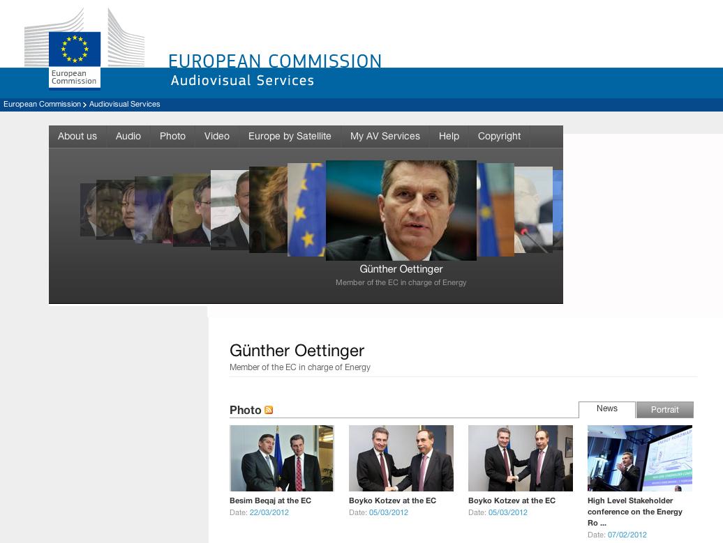 kostenloses Material der Europäischen Kommission