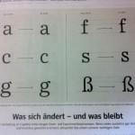 SZ Schrifttype