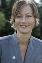 Silke Burmester. Foto: Eva Häberle