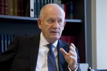 Werner Hundhausen, Verhandlungsführer der Zeitungsverleger