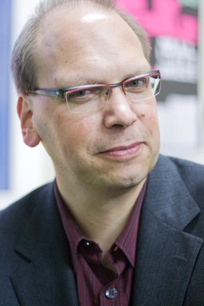 "Social-Media-Experte Klaus Eck, bekannt auch als ""PR-Blogger"""