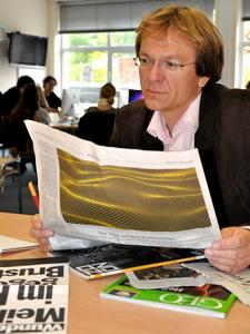 Professor Holger Wormer