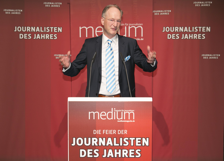 """DEU, Berlin, 03.02.2014, medium magazin, Feier und Preisverleihung an die """"Journalisten des Jahres 2013"""", Cafe im Zeughaus im Deutschen Historischen Museum, Christian Lindner (Rhein-Zeitung, Chefredaktion Regional 1.),   [ (c) Wolfgang Borrs, Wiener Str. 11, D-10999 B e r l i n, Mobile +49.171.5332491, www.borrs.de, mail@borrs.de; ]"""