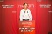 "DEU, Berlin, 23.02.2015, medium magazin, Feier und Preisverleihung an die ""Journalisten des Jahres 2014"", Cafe im Zeughaus im Deutschen Historischen Museum, Silke Burmester (Laudatorin), [ (c) Wolfgang Borrs, Wiener Str. 11, D-10999 B e r l i n, Mobile +49.171.5332491, www.borrs.de, mail@borrs.de; ]"