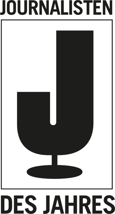 Logo der Journalisten des Jahres