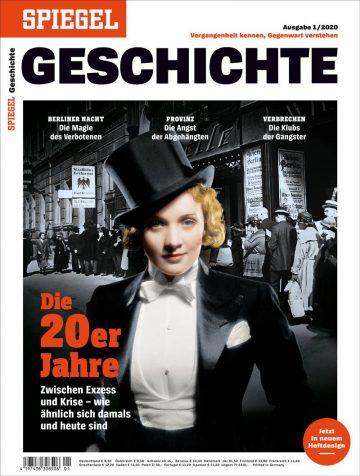 Spiegel Geschichte Nr. 1-2020