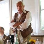 Wolf Schneider bei seiner Rede zum 85. Geburtstag - 2010